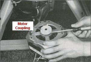 Testing And Replacing Motor Coupling For Whirlpool Washing